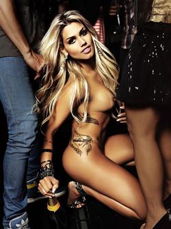 Janaina Santucci, Hot World-famous Model from Sao Paulo, Brazil